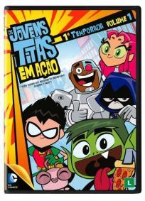 Os Jovens Titãs em Ação - 1ª Temporada