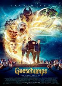 Goosebumps: Monstros e Arrepios