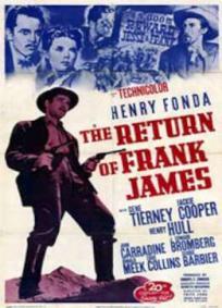 O Retorno de Frank James