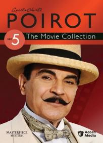 Poirot - Agatha Christie  - 5ª Temporada