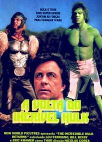 A Volta do Incrível Hulk