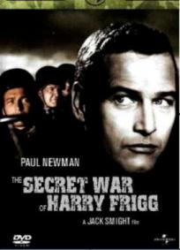 A Guerra Secreta de Harry Frigg