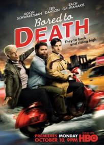 Bored to Death - 3ª Temporada