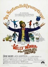 A Fantástica Fábrica de Chocolate (1971)