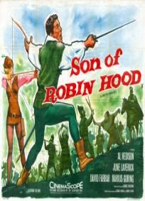 Arqueiro Misterioso - O Filho de Robin Hood