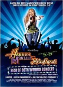 Hannah Montana e Miley Cyrus Show - Melhor dos Dois Mundos