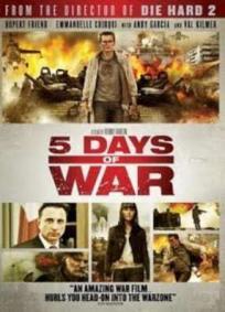 5 Dias De Guerra