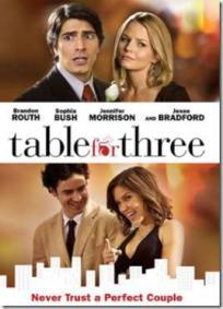 Mesa para Três