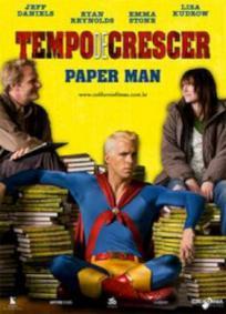 Paper Man - Tempo de Crescer